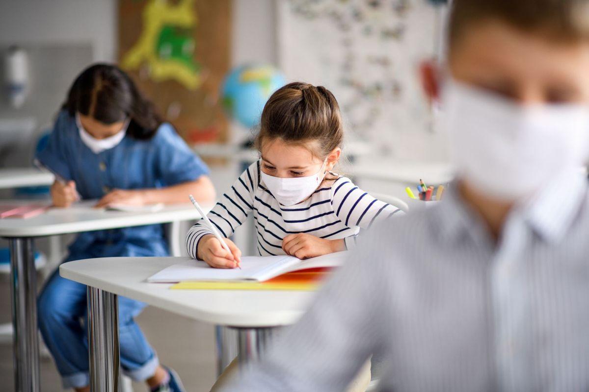 Covid 19 Symptoms In Kids Most Often Headache Fever App Data The Scientist Magazine
