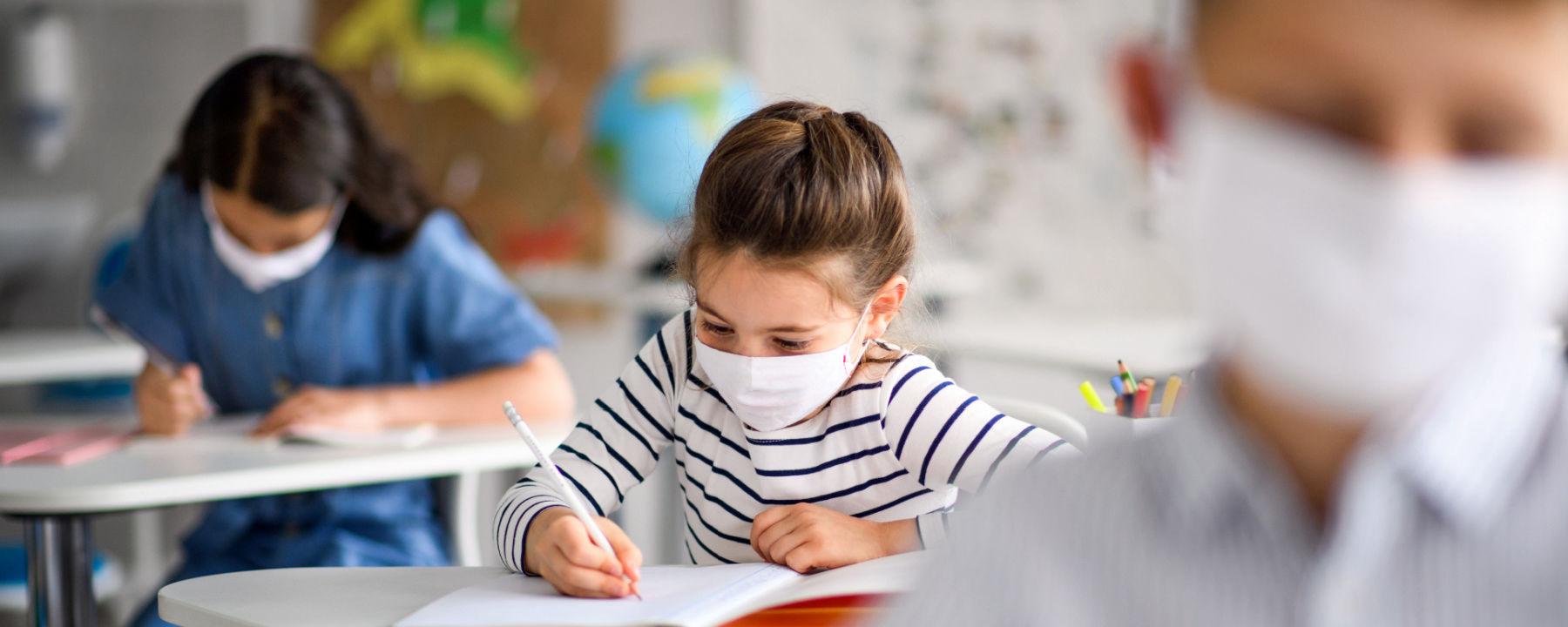 COVID-19 Symptoms in Kids Most Often Headache, Fever: App Data