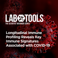 Longitudinal Immune Profiling Reveals Key Immune Signatures Associated with COVID-19