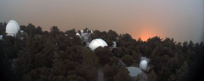 California Wildfire Beaten Back, for Now, on Famous Mt. Wilson