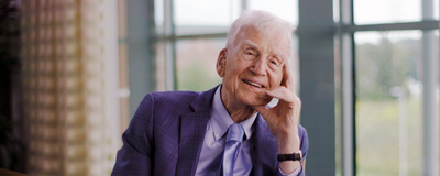 William Danforth, Longtime Research Philanthropist, Dies at 94