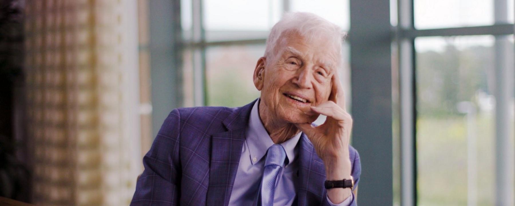 William Danforth, Longtime Research Philanthropist, Dies at 94