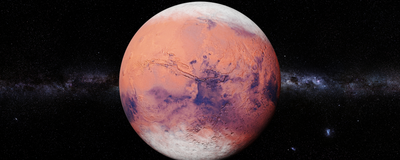 Discovery of More Ponds on Mars Hints at Possibility of Life