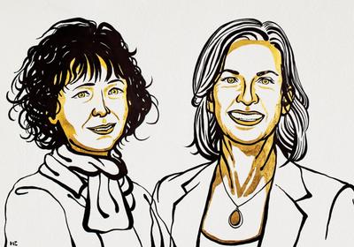 CRISPR's Adaptation to Genome Editing Earns Chemistry Nobel