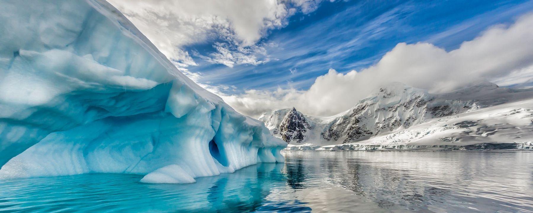 Nitrogen-Fixing Microbes Found in Antarctic Sea