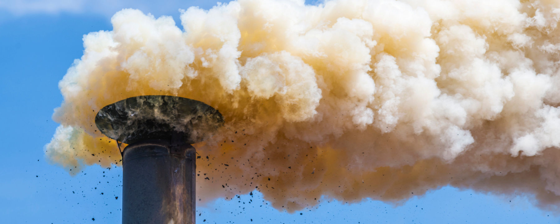 Q&A: Pollution Linked to 15 Percent Increase in COVID-19 Deaths