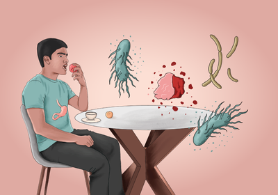 Infographic: Deciphering Diet from Blood and Urine Samples