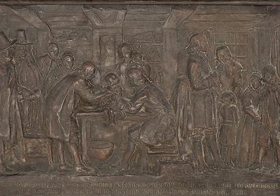 Introducing Inoculation, 1721
