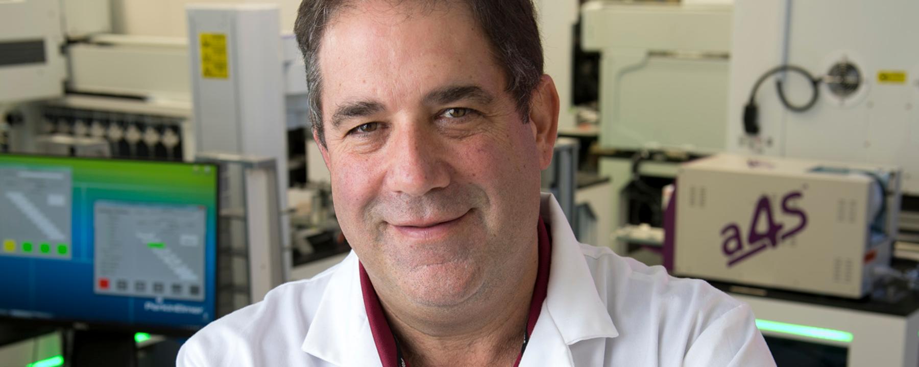 Andrew Brooks, Designer of COVID-19 Saliva Test, Dies at 51