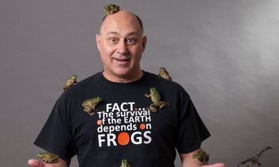 Amphibian Conservation Champion Phil Bishop Dies