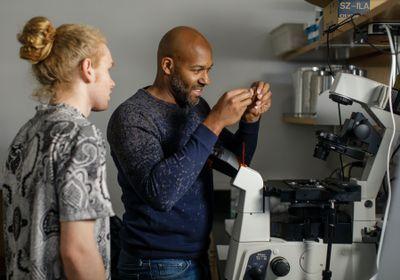 Derek Applewhite's Actin Research Inspires the Next Generation