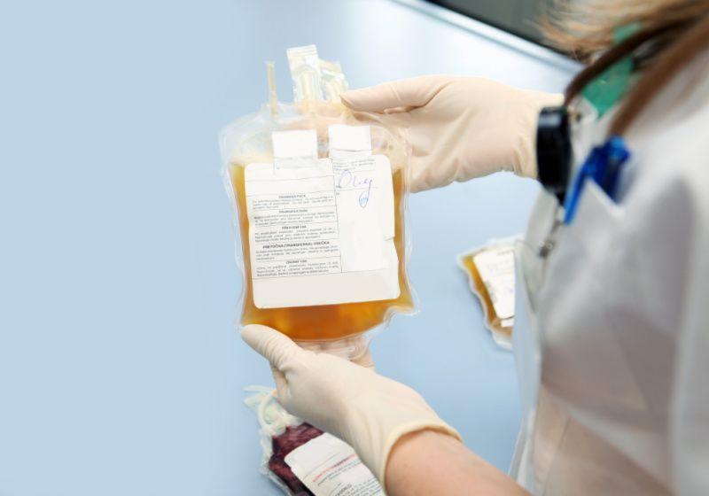 NIH Halts Outpatient COVID-19 Convalescent Plasma Trial