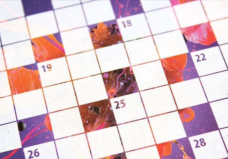 April 2021 Interactive Crossword