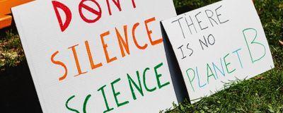 白宫成立专案组切断政治与科学