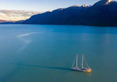 Sailing the Seas in Search of Microbes