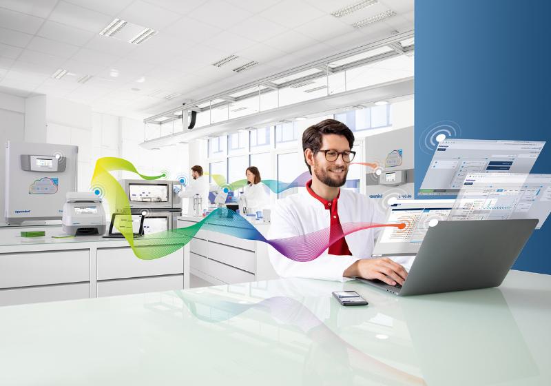 鼓励数字实验室管理解决方案