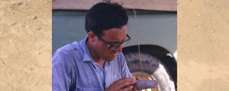 """Maurice Taieb, Geologist Who Discovered """"Lucy"""" Site, Dies at 86"""