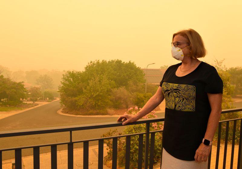 How Wildfire Smoke Raises Infectious Disease Risk