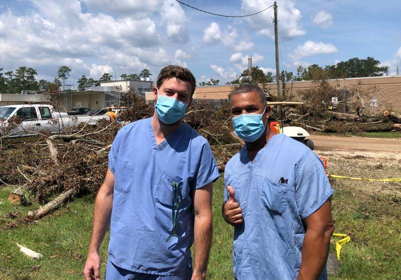 Louisiana Scientists Are Still Reeling from Ida