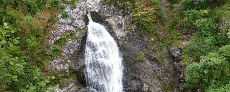 Falling Water, Rising Rocks, 1834