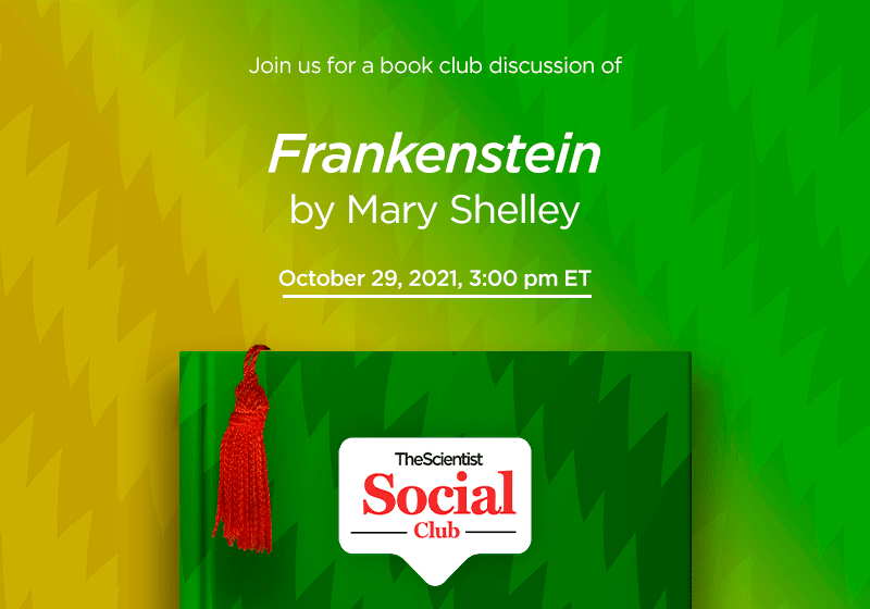 <em>Frankenstein&nbsp;</em>TS Book Club Discussion