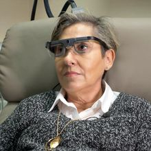 Prosthetic Device Partially Restores Blind Biology Teacher's Vision